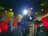 String - Spirits In The Material World (Live On Kimmel 03-25-05)