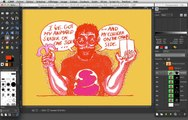 Tutorial Riso 1/3 - Convert a color image for risograph print with GIMP