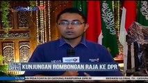 Jelang Kunjungan Raja Salman ke DPR