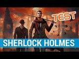 TEST Sherlock Holmes : The Devil's Daughter - GAMEPLAY