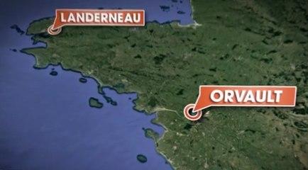 Disparus d'Orvault: l'enquête sur la famille Troadec rebondit dans le Finistère