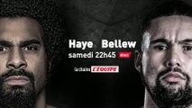 Boxe - Soirée Boxe : Haye vs. Bellew bande annonce