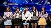 170302 엠카운트다운 러블리즈(Lovelyz) 서지수&Kei(케이)&정예인 신곡소개