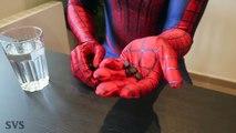 Человек-паук против Венома в реальной жизни   яда рождения   Супергеройское кино