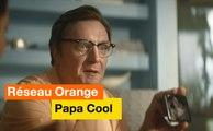 Réseau Orange - La Fibre - Papa Cool