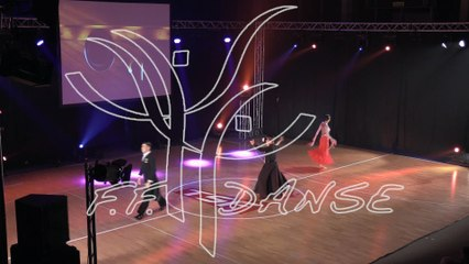 FFDanse - Renc'Art des champions - 3 sept. 2016 - Danses Standards - Tango