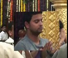 Indian Cricketers Suresh Raina & Ravindra Jadeja Visit To Shirdi Sai Baba Temple