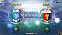 5 Minuti Di Recupero (Serie A 2016/17) ---Napoli-Genoa + Tornino-Juventus---