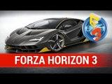 Forza Horizon 3 GAMEPLAY - E3 2016