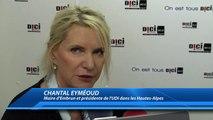 Hautes-Alpes : Chantal Eyméoud, présidente de l'UDI clarifie la position de son parti sur l'affaire Fillon