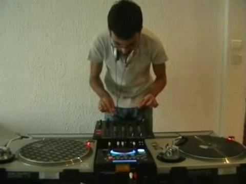 mix hard techno