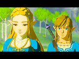 """THE LEGEND OF ZELDA Breath of the Wild - Bande Annonce """"Guard"""" (Nintendo Switch)"""