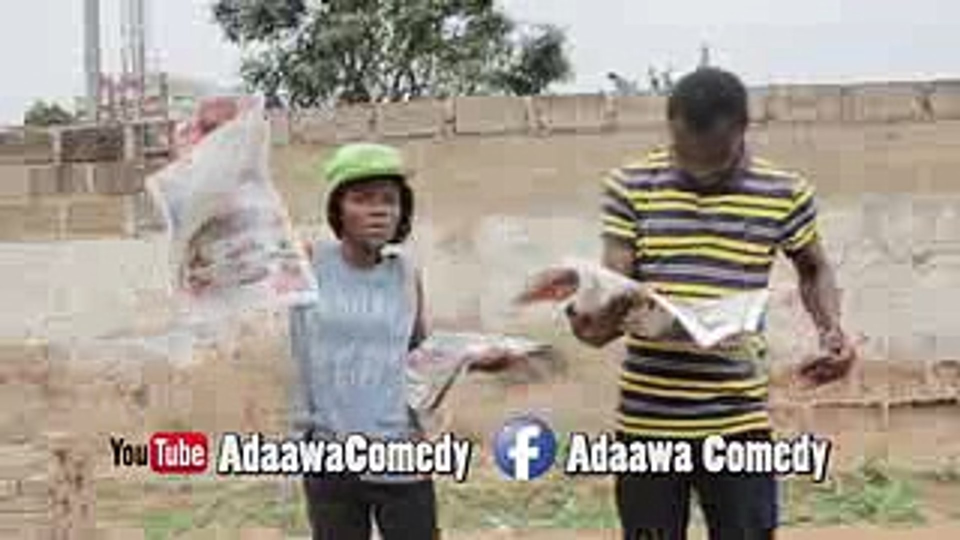 I WON T BUY - Funny Ghana Nigeria COMEDY - Adjoa Selfie comedy
