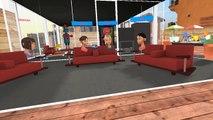 Le dating avec les avatars virtuels, au salon Virtuality Paris 2017.