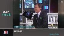 Zapping TV : découvrez les images du premier JT de M6 diffusé en 1987