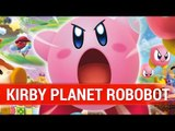 Pax East 2016 : On a joué à Kirby Planet Robobot - Gameplay FR