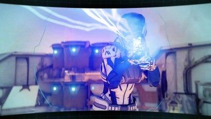 Weapons Trailer de Mass Effect : Andromeda