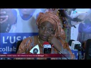 Santé   l'USAID injecte 180 milliards de francs cfa au sénégal ok