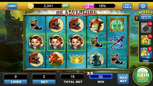 Slots Island – Free Game / Gameplay Review for iOS: iPhone / iPad