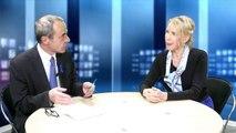 D!CI TV : Hautes-Alpes : Fillon, législatives... Chantal Eyméoud fait le point