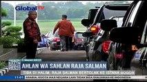Tiba di Halim, Raja Salman Bertolak ke Istana Bogor