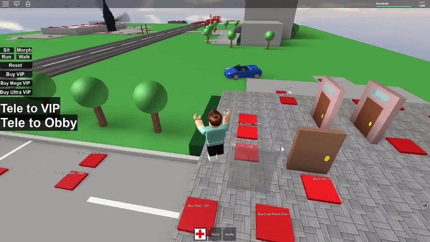 Roblox Adventures Hospital Tycoon Evil Hospital Nurses - escape the evil hospital roblox game obby