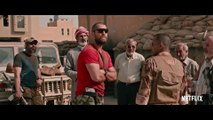 SAND CASTLE Official Trailer (2017) Henry Cavill, Nicholas Hoult War Movie HD
