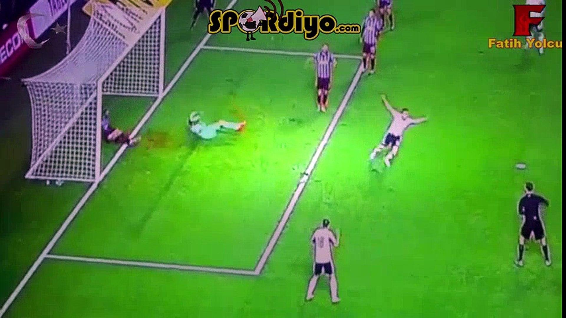 Futbol Komik Goller www.spordiyo.com