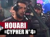 """Houari """"Cypher n°4"""" en live #PlanèteRap"""