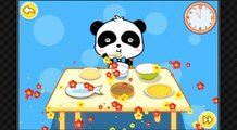 Around the Clock babybus panda HD Gameplay app android apps apk learning preschoolers