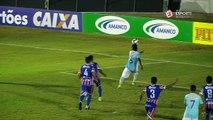 Confira os melhores momentos de Itabaiana 2x1 CSA - Copa do Nordeste