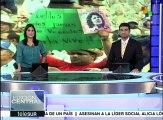 Pueblos originarios de Honduras seguirán la lucha de Berta Cáceres