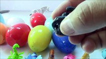 20 SURPRISE EGGS AND UNBOXING TOYS | Open 20 Surprise Eggs With Lots Of Animals