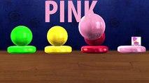 Aprender los Colores con Bolas de Caramelo, Enseñar los Colores, Bebé de los Niños el Aprendizaje de los Niños Videos de Baby R