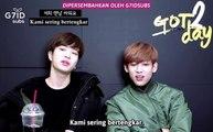 [G7IDSUBS] 151016 GOT2DAY 12. Youngjae + BamBam