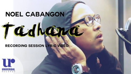 Noel Cabangon - Tadhana (Official Recording Session Lyric Video)
