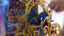 Toys! Fun Toy video Disney Princess Cinderella Carriage!!! Fun Toys Video! Jouet
