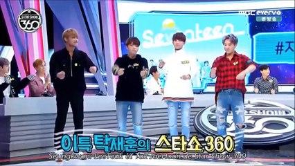 [VOSTFR] 17.10.16 Seventeen Star Show 360 partie 1-2