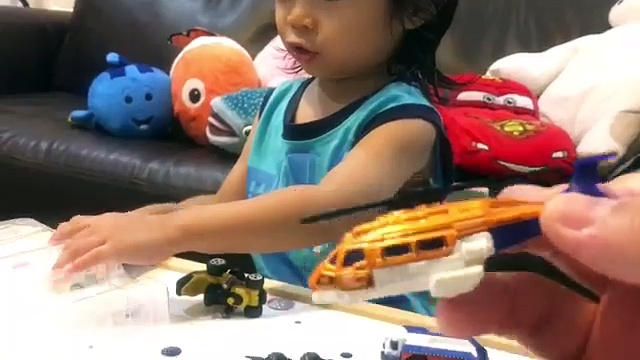 Toy Trucks for Kids – Construction Trucks, Dump Trucks, Backhoe, Front Loader, Excavator,