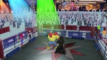 Frozen Elsa Vs Killer Clown Spiderman Boxing Hulk SpiderGirl Joker Venom Scream Funny Supe