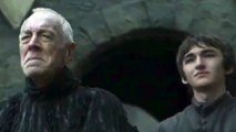 Game of Thrones 6x05 - Bran meets the Nights King