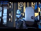 Robot sci-fi short film 2016 II E N V O Y sci-fi movie full