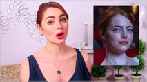 Emma Stone (Mia) in La La Land Makeup & Hair Tutorial