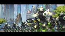 [NEW HERO - COMING SOON] Orisa Origin Story _ Overwatch