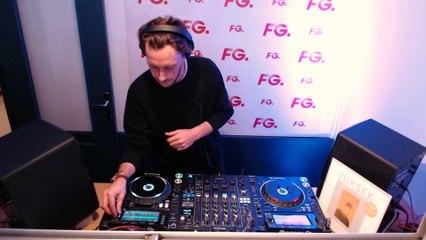 YUKSEK en MIX sur RADIO FG