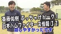 日本ハム 斎藤佑樹 ぶっちゃけトーク!日本ハムファイターズ情報 2017.3.3 プロ野球