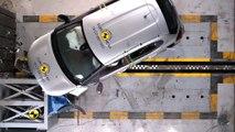 La Citroën C3 obtient quatre étoiles aux crash-tests Euro NCAP
