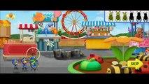 Команда Умизуми Игры Видео Сборник Спасателей! Менты и Firefighers! Игры для детей