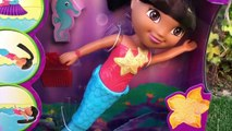 Mermaid Dora The Explorer Dive & Swim Doras Mermaid Adventures Dora Sirena Nadadora Fisher