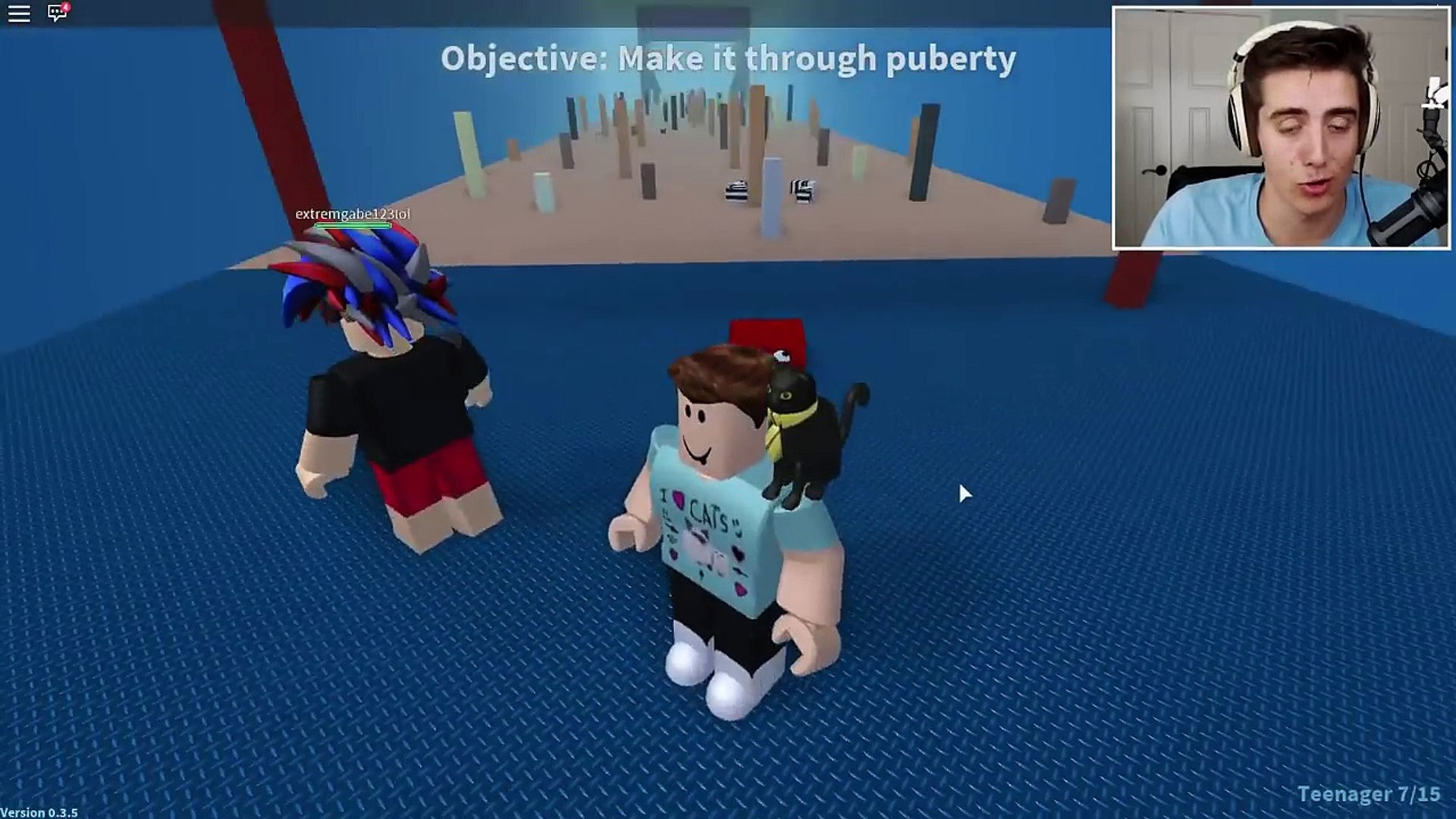 Roblox Adventures Being Born In Roblox Roblox Life Simulator